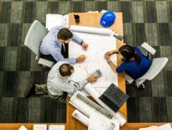 Kerangka Organisasi dan Otoritas Manajer Proyek
