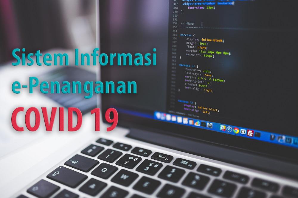 sistem informasi penanganan covid 19
