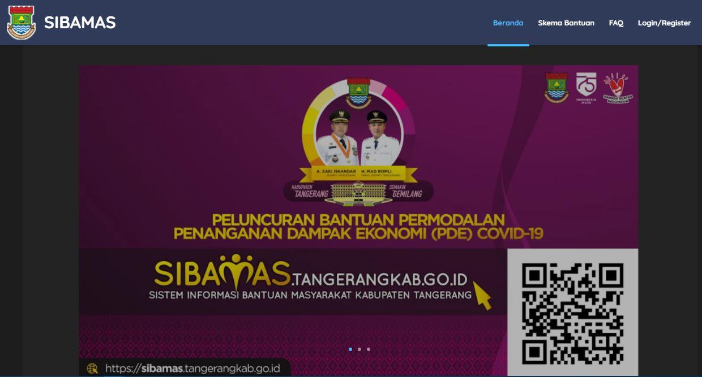 Sibamas Kabupaten Tangerang