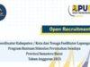 Lowongan Fasilitator Program Bantuan Stimulan Perumahan Swadaya (BSPS) Sumatera Barat TA 2021