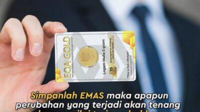 Jual Beli Emas EAO Gold