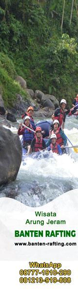 Wisata Arung Jeram Banten Rafting